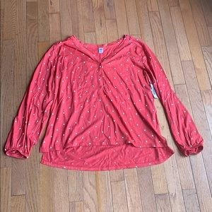 Women's medium Old Navy shirt New
